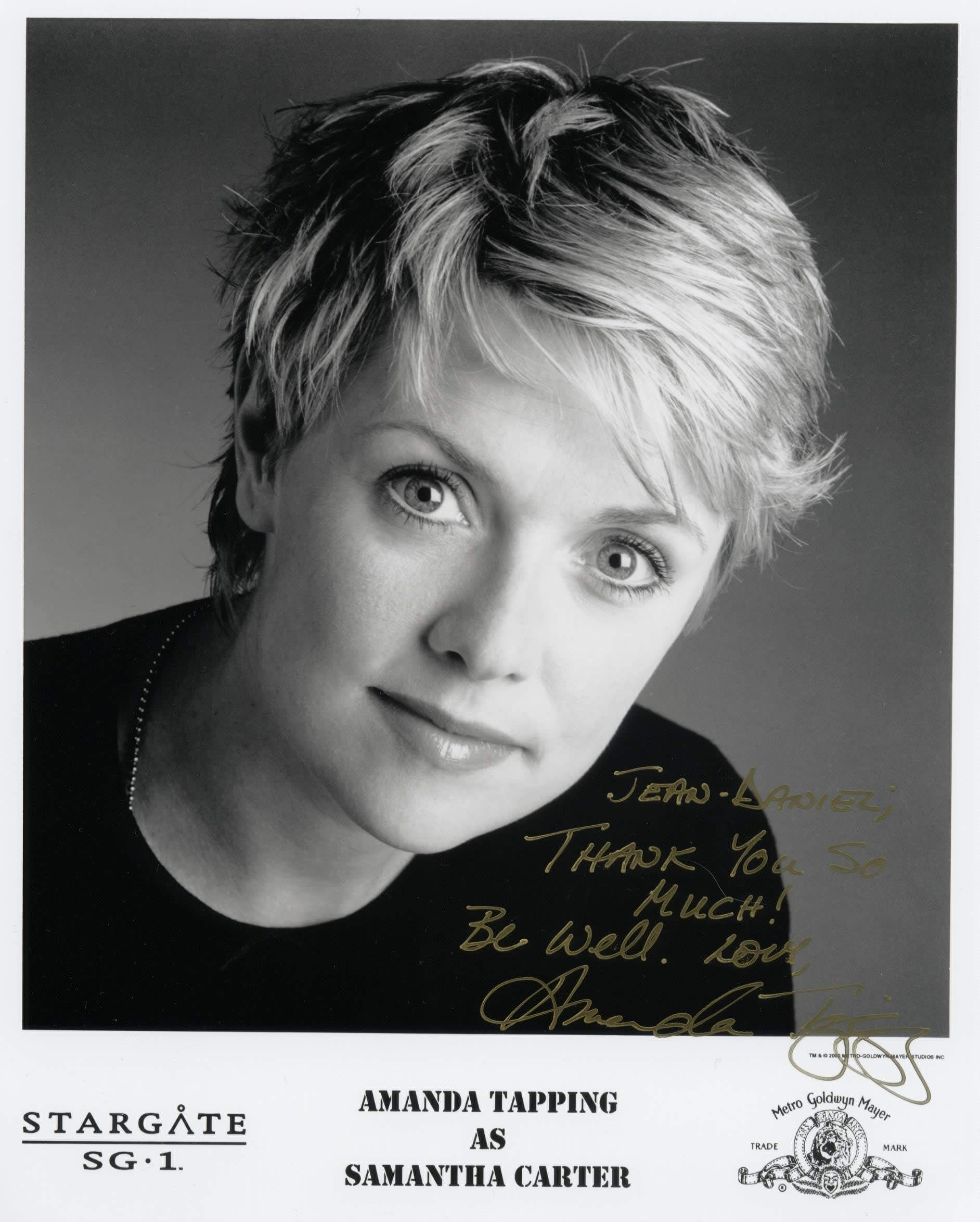 Amanda Tapping X Files amanda tapping photos - page 1 - stargate sg-1 on series-80