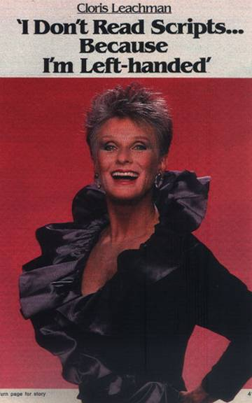 Cloris Leachman - Photo Colection