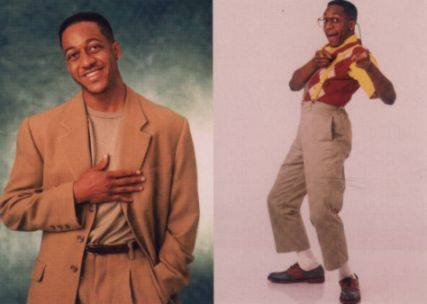 jaleel white wife