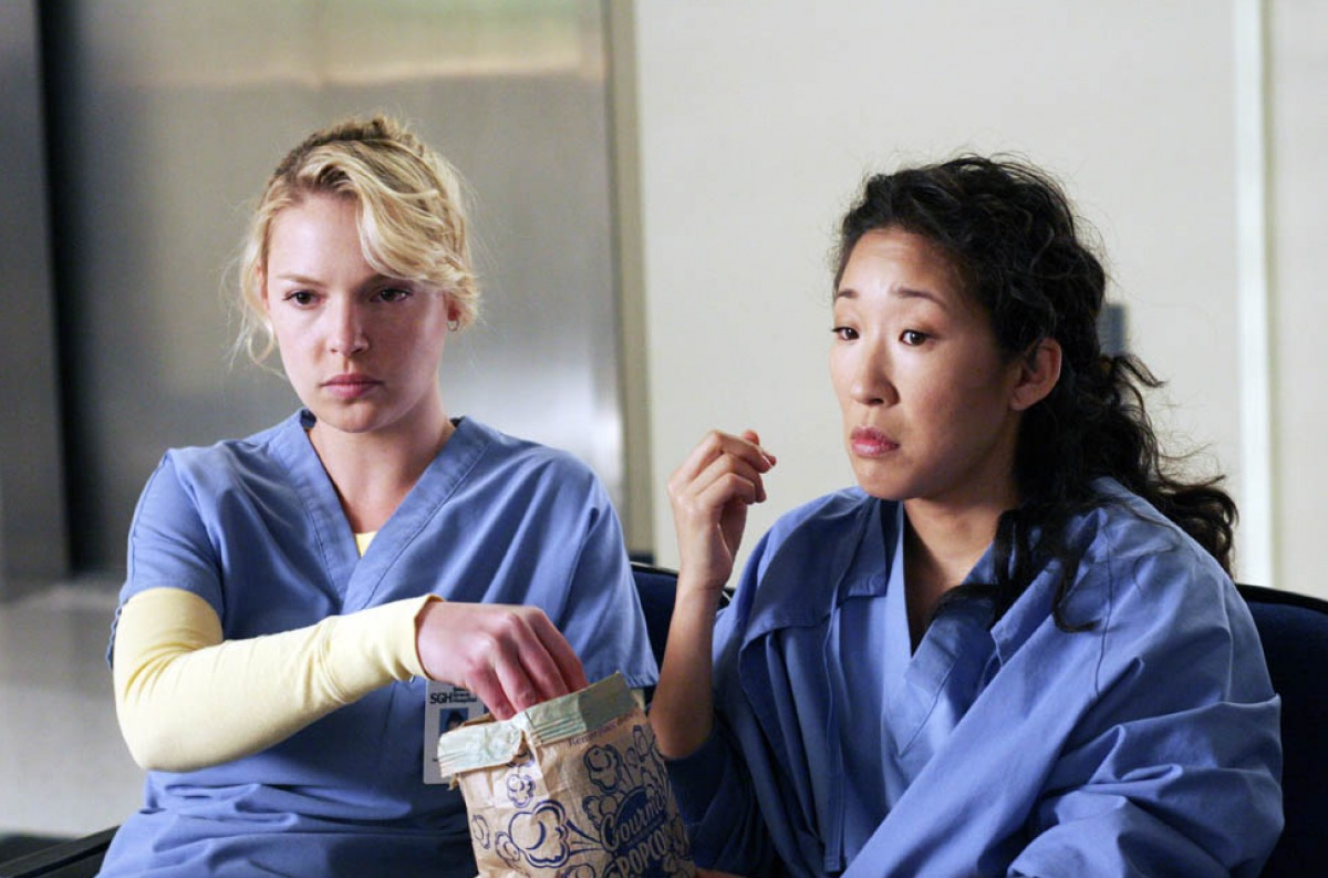 Greys Anatomy Pictures Page 1 On Series 80