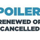 Renouvelé ou annulé - The Complete SpoilerTV 2020/2021 - TV Scorecard * Mis à jour le 26 août 2020 *