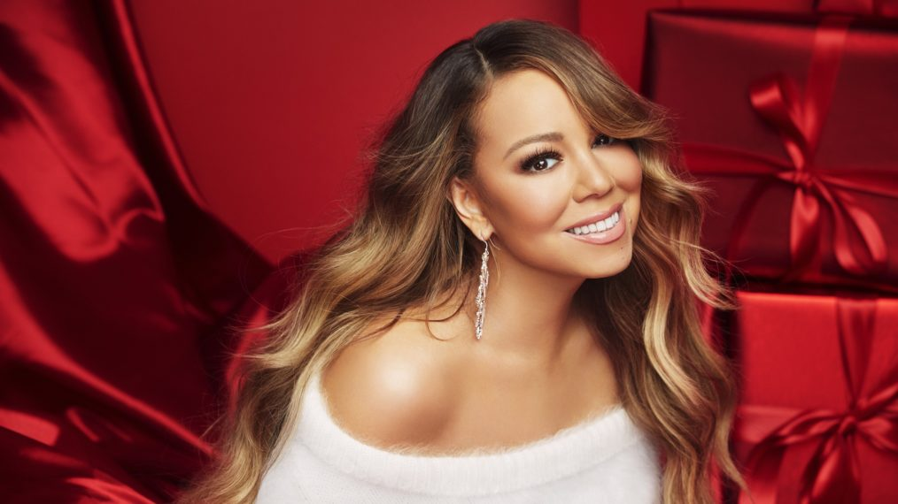 Mariah Carey annonce un « spécial de Noël magique » sur Apple TV +