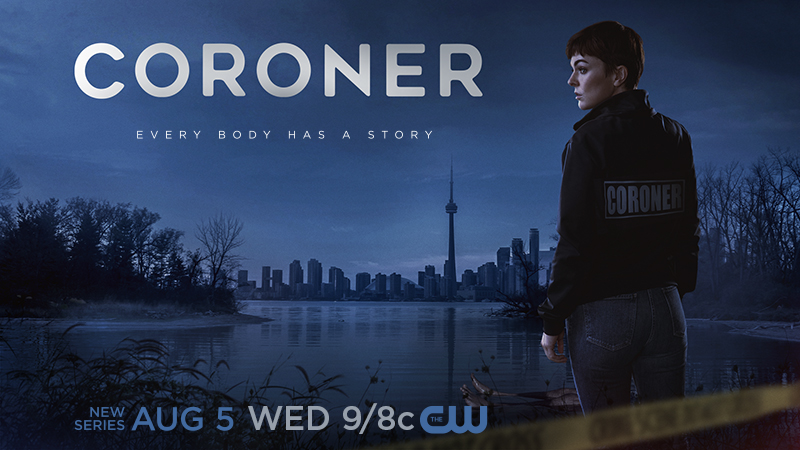 Coroner: Notes de la saison 1 – émissions de télévision annulées + renouvelées