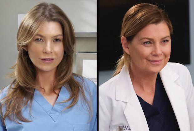 Ellen Pompeo parle de regarder « moi-même l'âge de 33 à 50 ans » sur Grey's Anatomy: « Ce n'est pas si amusant … c'est une mère – ker »