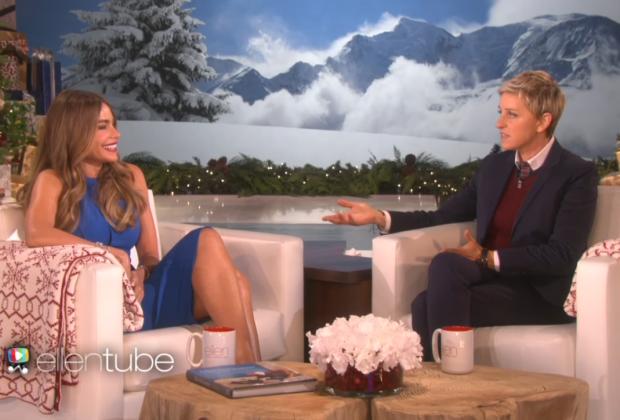 Sofia Vergara défend Ellen DeGeneres pour son histoire de blagues sur son accent: « Je n'ai jamais été victime » – Regardez
