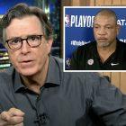 Colbert boycotte la convention GOP à la suite du tournage de Jacob Blake: `` Nous obtenons plus de leadership de la NBA '' (WATCH)