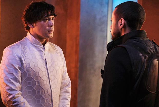 Récapitulation de « The 100 »: saison 7, épisode 12 – Clarke et Bellamy se battent