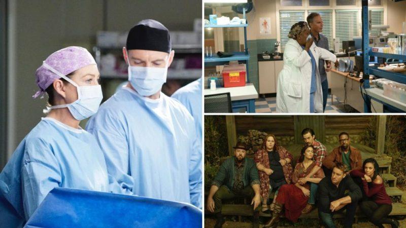 « Grey's Anatomy », « This Is Us » et plus d'émissions avec des plans concrets de coronavirus – TV Insider