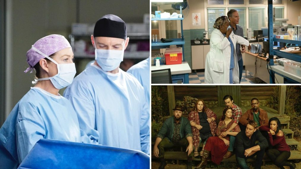 «  Grey's Anatomy  », «  This Is Us  » et plus d'émissions avec des plans concrets de coronavirus – TV Insider