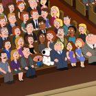 `` Family Guy '': les Griffins célèbrent 350 épisodes lors du premier aperçu de la saison 19 (PHOTOS)