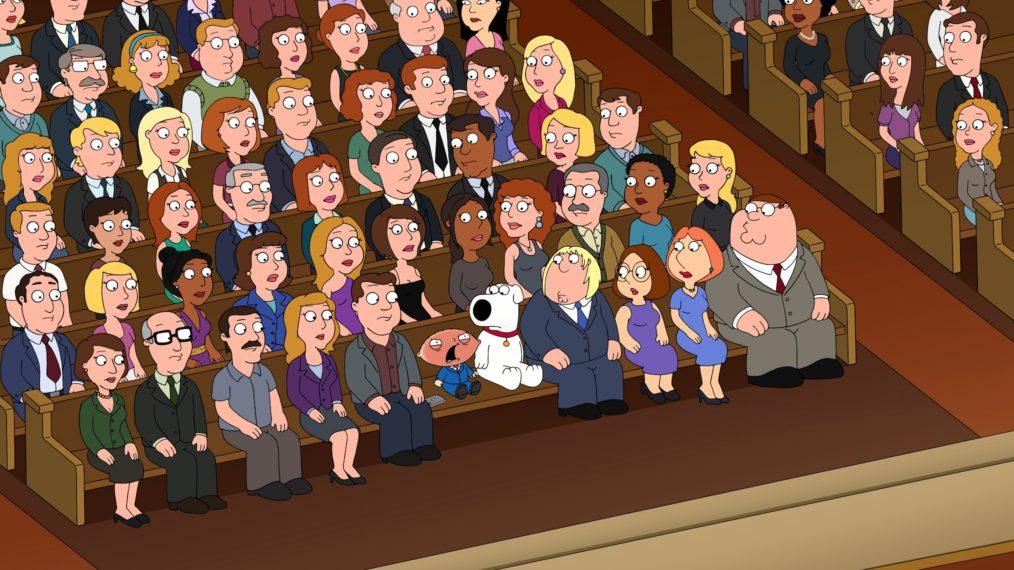 « Family Guy »: les Griffins célèbrent 350 épisodes lors du premier aperçu de la saison 19 (PHOTOS)