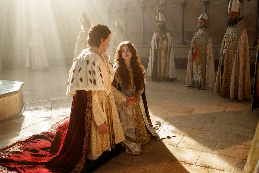 La princesse espagnole, deuxième partie Catherine Henry