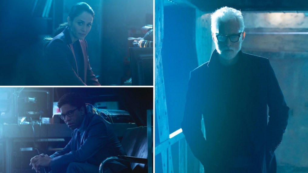« NEXT »: Rencontrez les acteurs du thriller Fox sur une IA mortelle (PHOTOS)