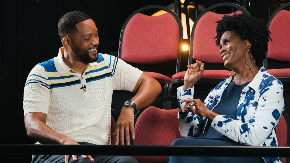 Will Smith retrouve Janet Hubert et le casting de 'Fresh Prince' pour HBO Max Special (PHOTOS)