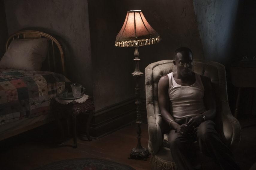 Michael K Williams comme Montrose dans Lovecraft Country Episode 5