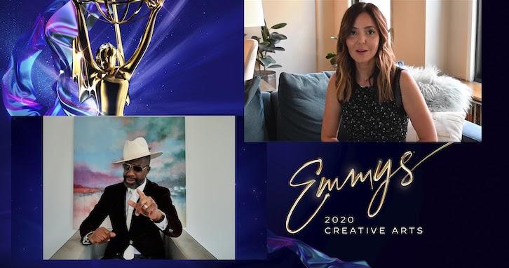 Événements Emmys des arts créatifs 2020 # Night1
