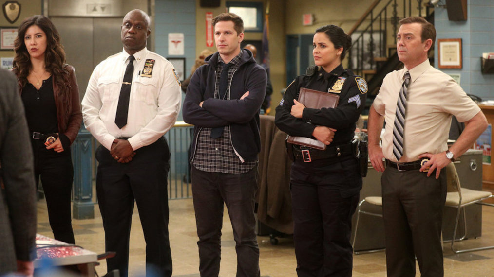 Brooklyn Nine-Nine s'attaque à la brutalité policière dans la saison 8