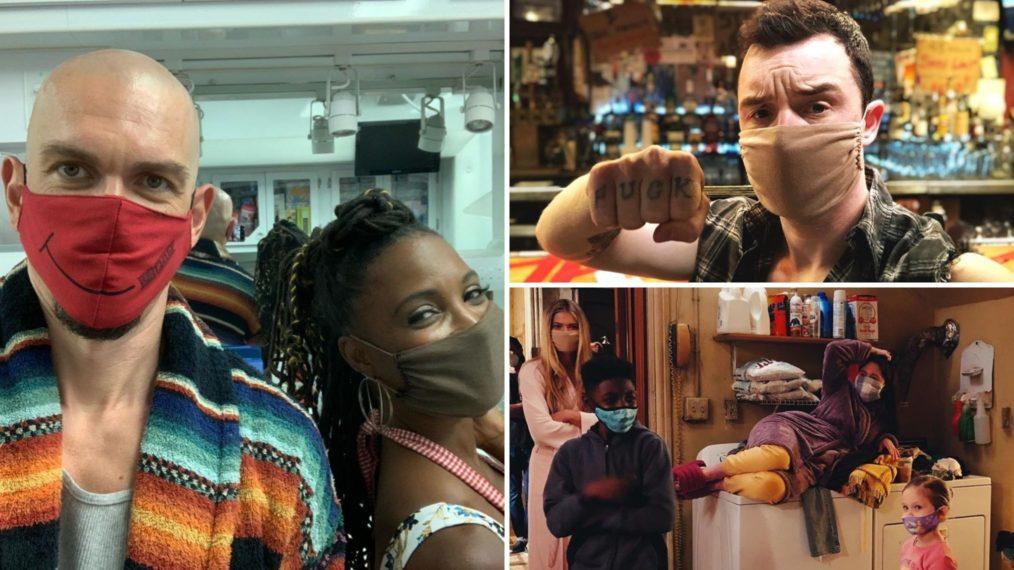 « Shameless »: voir le casting de retour sur le plateau pour la dernière saison