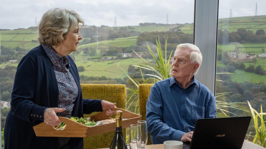 Ce n'est pas tout le bonheur conjugal dans la première de la saison 4 de 'Last Tango in Halifax' (RECAP)