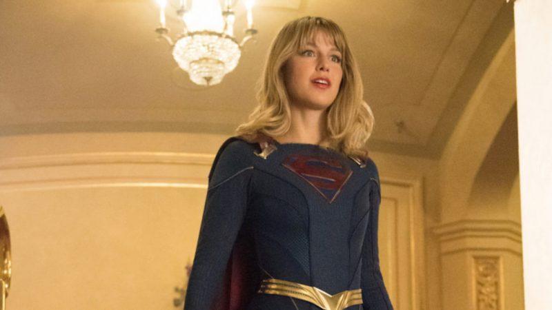 Melissa Benoist promet « One Helluva Final Season » de « Supergirl »