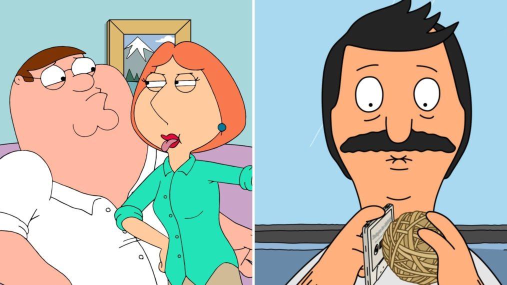 'Family Guy' et 'Bob's Burgers' renouvelés pour 2 saisons supplémentaires