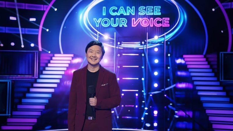 Je peux voir ta voix