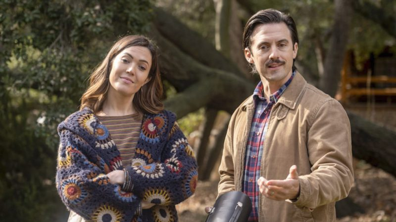 « This Is Us » commence la saison de tournage 5: voir Mandy Moore et Milo Ventimiglia sur le plateau (PHOTO)