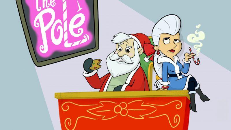 The Pole: Syfy commande une série animée pour adultes tard dans la nuit avec Bobby Moynihan et Jillian Bell