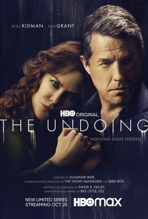 The Undoing TV Show sur HBO: annulé ou renouvelé?