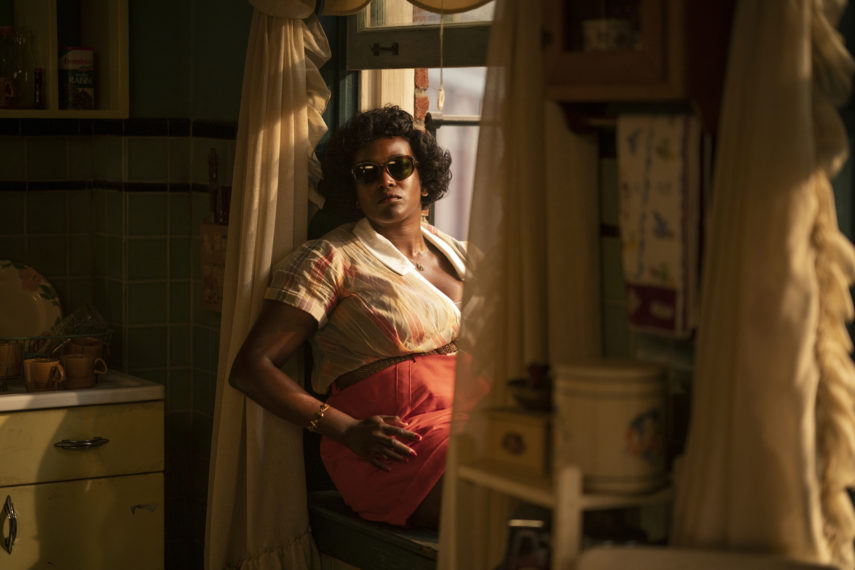 Wunmi Mosaku comme Ruby dans Lovecraft Country Episode 7