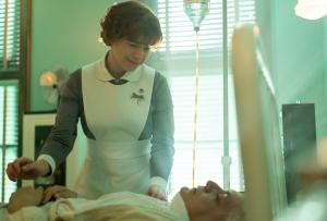 Oraetta, première infirmière de la saison 4 de Fargo FX