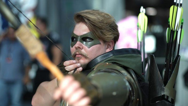 New York Comic Con 2020: SYFY Wire convient pour la compétition de cosplay