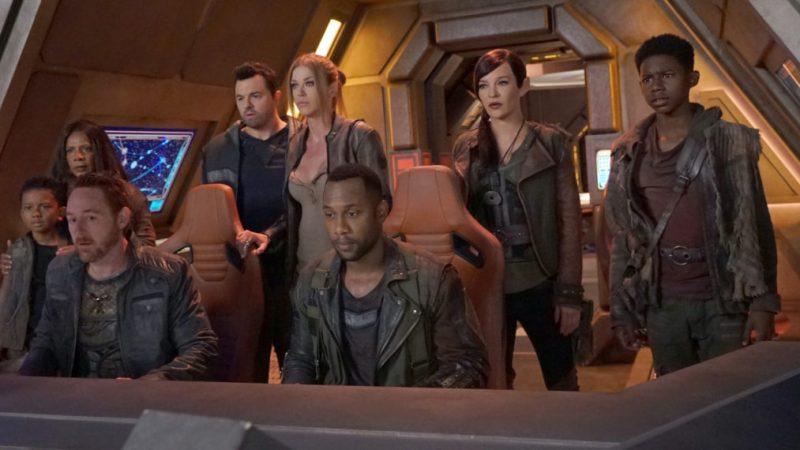La saison 3 de 'The Orville' sera-t-elle sortie?  Seth MacFarlane promet que c'est « une énorme priorité »