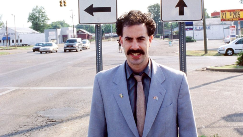 La suite de « Borat » débarque sur Amazon avant l'élection présidentielle de 2020