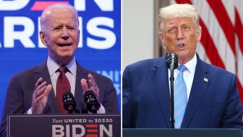 Quand et où regarder le premier débat présidentiel 2020