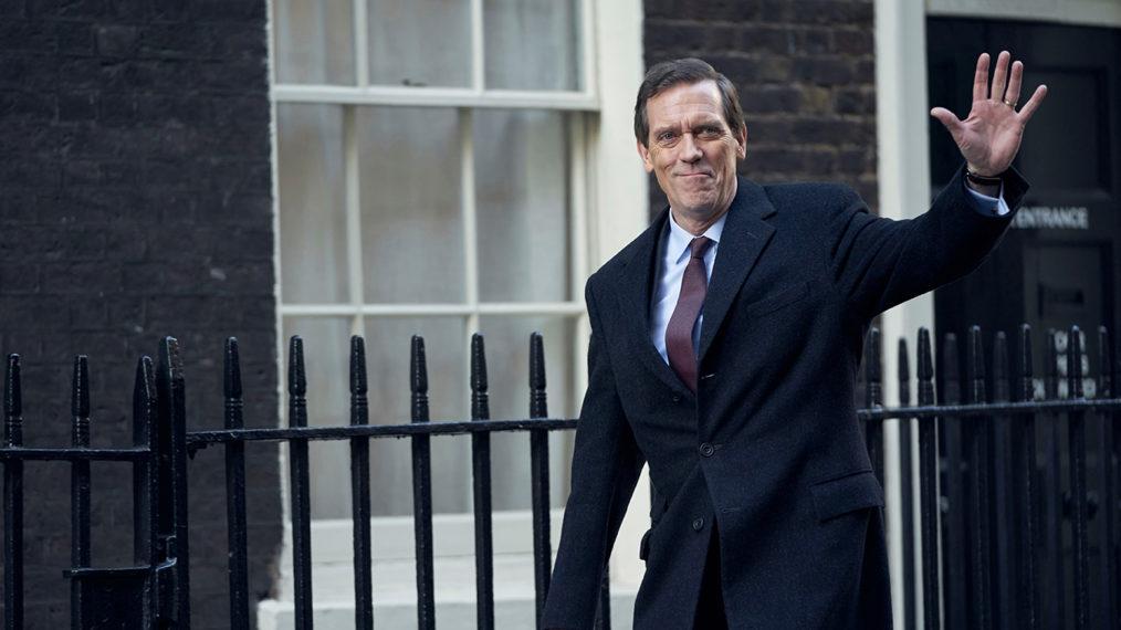 Roadkill: Hugh Laurie présente son thriller politique britannique à combustion lente