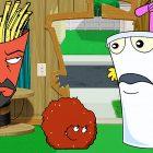 Adult Swim a `` pris sa retraite définitivement '' Aqua Teen Hunger Force et des épisodes Boondocks `` en raison de sensibilités culturelles ''