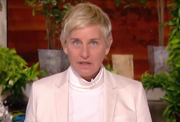 Ellen DeGeneres parle des problèmes toxiques sur le lieu de travail: la « dame gentille » est « un travail en cours » – Regarder la vidéo