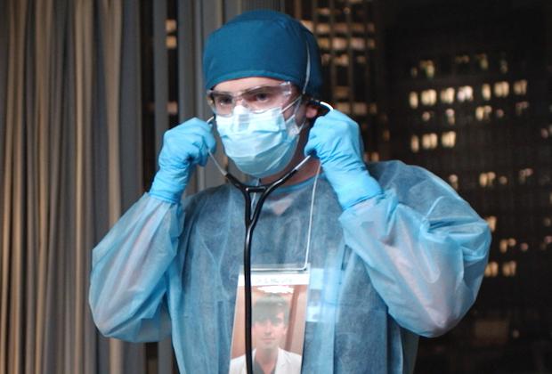 Le bon docteur travaille pendant la crise du COVID-19 dans le premier teaser de la saison 4