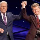 Péril!  EP: Le nouveau rôle de Ken Jennings avec l'émission n'est pas un `` essai '' pour l'hôte