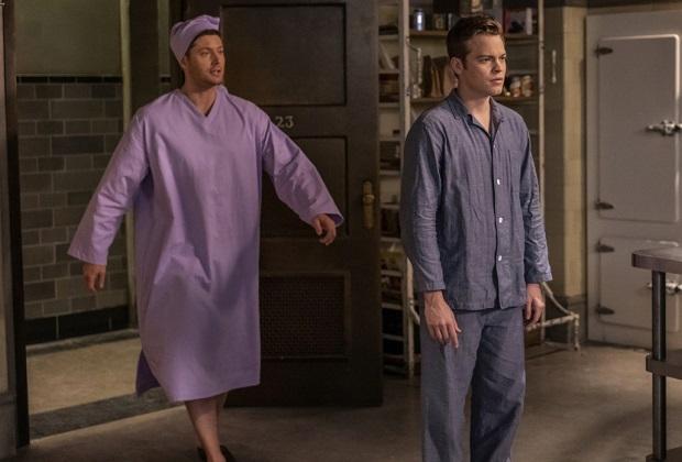 Photos surnaturelles: les Winchesters et Jack célèbrent les vacances, enfilent leurs pyjamas au retour de la dernière saison