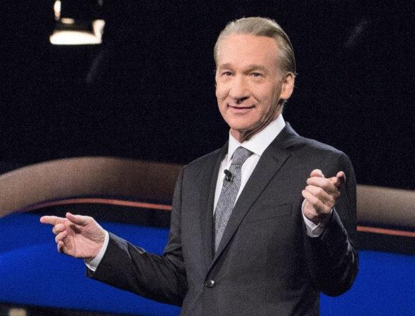 Temps réel avec Bill Maher: saisons 19 et 20;  Série HBO renouvelée jusqu'en 2022