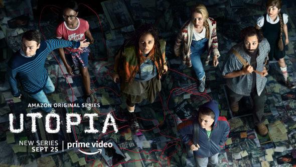 Utopia: Saison deux?  La série Amazon Prime a-t-elle déjà été annulée ou renouvelée?