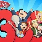 American Dad - Devient la 25e émission scénarisée aux heures de grande écoute dans l'histoire de la télévision pour atteindre 300 épisodes - Communiqué de presse