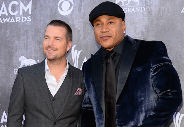 NCIS: Chris O'Donnell de Los Angeles, LL Cool J au EP Family Dance Competition pour CBS
