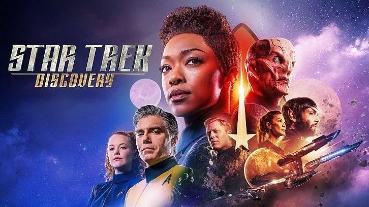 Star Trek: Discovery – Saison 3 – Premiers personnages non binaires et transgenres à apparaître