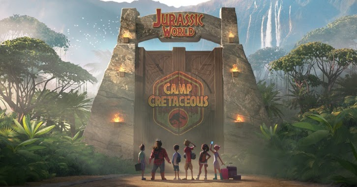 Jurassic World: Camp Cretaceous – Nouvelle série Netflix – First Look Photo, Promos + Press Release * Mis à jour le 1er septembre 2020 *