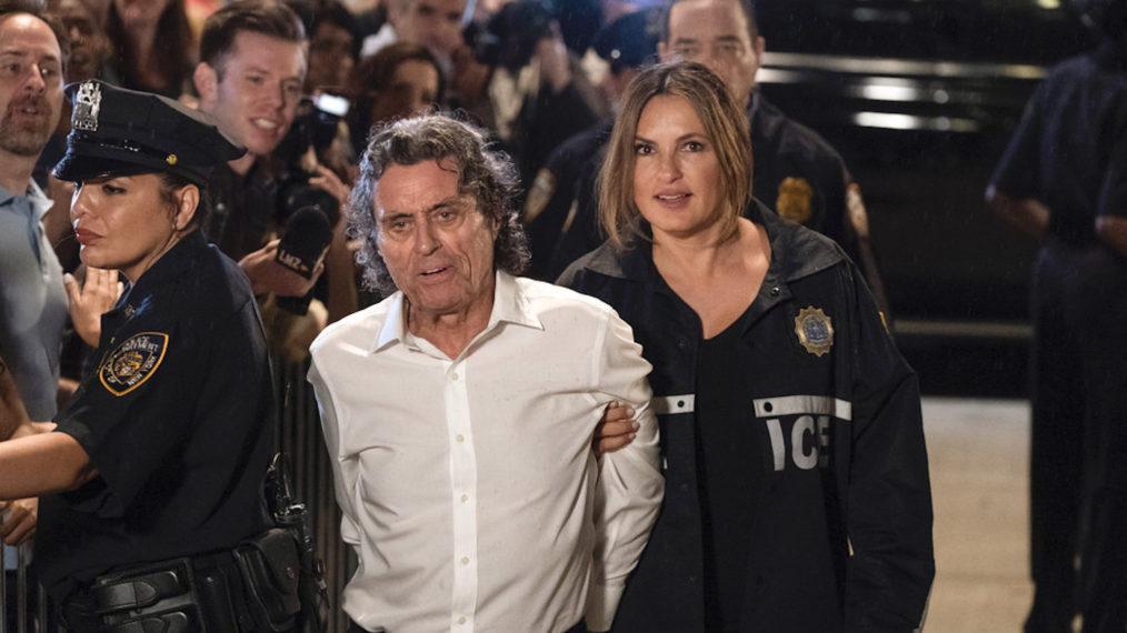 La première de Law & Order: SVU ne présentera pas le retour de Stabler ni le procès de Sir Toby