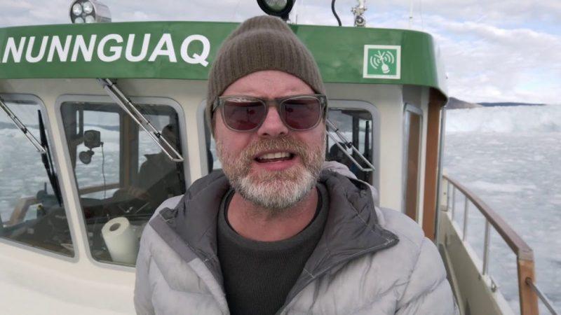 La docu-série « Idiot's Guide » de Rainn Wilson est le changement climatique 101