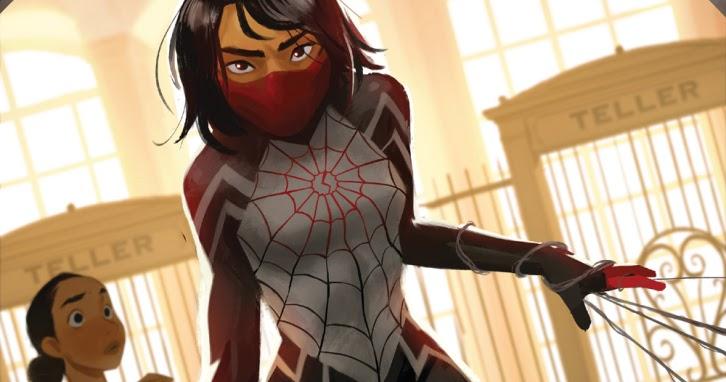 Silk – Série télévisée en direct basée sur le personnage de Sony-Marvel en développement